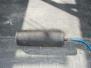 Blase zur Abdichtung von Rohrleitungen bzw. von Zu.- und Abläufen